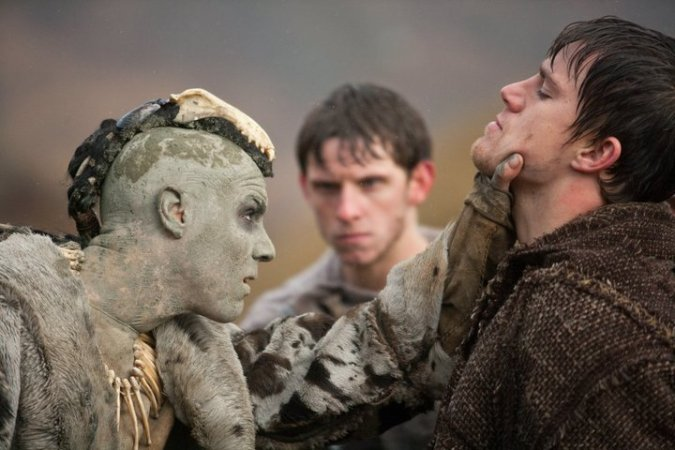 Tahar Rahim as the Seal Prince. Image: Focus Features.